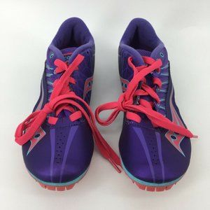 Saucony Womens Spitfire Racing Running Shoes